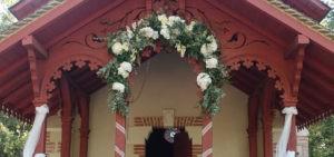 Arche de cérémonie laïque à Cholet
